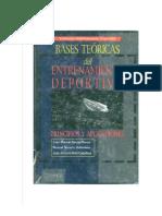Bases Teoricas Del Entrenamiento Deportivo. Manso