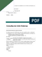 Consultas Union Externa 2