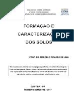 Guia Didatico - Formação e Caracterização dos Solos