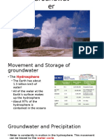 groundwater ppt pdf