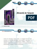 AFORACION DE TANQUES.ppt