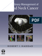 Multidisciplinary Mgmt. of Head and Neck Cancer - R. Haddad (Demos, 2011) WW