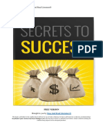 Secrets to Success® - Free Report