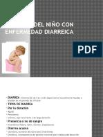 Manejo Del Niño Con Enfermedad Diarreica