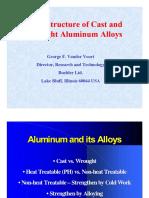 Aluminum Microstructures