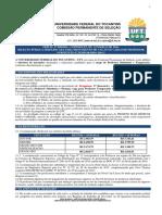 Versão - III - Edital de Abertura Nº 008-2016 - Prof. Substituto e Temp. 2016-2