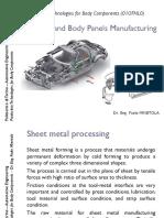 12 - Sheet Metal Forming