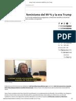Nancy Fraser_ El Feminismo Del 99 % y La Era Trump