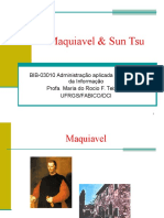 Maquiavel  Sun Tsu (2).ppt