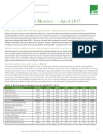 ETF Securities - Precious Metals Monitor April 2017