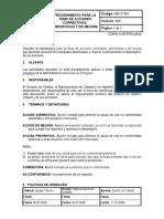 2- MG-P-001 Procedimiento Para Las Acciones Correctivas_ Preventivas y de Mejora