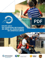 Niños en Moto Fundación Gonzalo Rodríguez