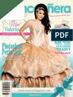 Revista Quinceañera Magazine 2017 -1
