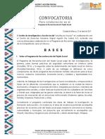 Convocatoria Incidencia CIAS PARRAS 2017