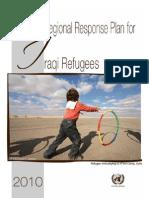 2010 Regional Response Plan for Iraqi Refugees