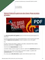 0.1-30 Minuto Práctica de La Guitarra de Rutina [Planes Diarios y Semanales] _ MATT WARNOCK GUITARRA