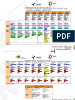 Agenda de Las Jornadas de Prevención y Promoción de La Salud Sexual y Salud Reproductiva en La Adolescencia