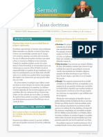 Falsas Doctrinas