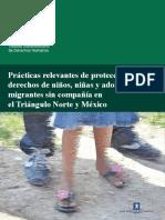 IIDH Derechos Niñez Migrantes