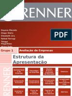 Avaliação de Empresas - Lojas Renner Finalizando_apos_DIEGO