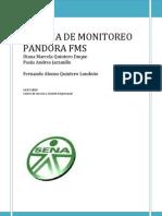 Sistema de Monitoreo Pandora Fms