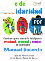MANUAL DOCENTE - Inteligencia Emocional