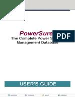 168-437A, Manual, PowerSure Database