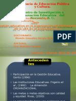 Presentación Abril 2011
