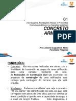 Concreto Armado III - 01 - 2017