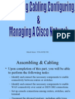 Assemb, Conf, Cisco Devices