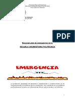 Emergencia EUP1
