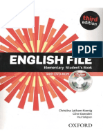 New File English (Elementary)Third Edition