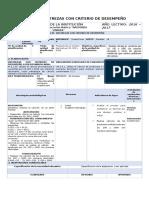 Plan de Destrezas Con Criterio de Desempeño111
