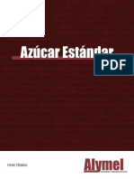 Azucar Estandar