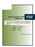 EIA - Institucion Educativainicial de Hurachimpa