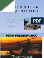 Grupo 1-Evolucion de La Pesca en El Peru