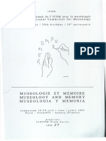 ISS 27 (1997) - Museology and Memory