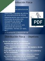 DistribucionFisica