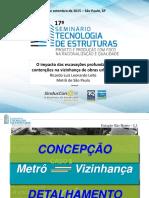 Seminario Tecnologia de estruturas - Fundações