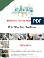 CONCEPTOS BÁSICOS- BIOTECNOLOGÍA