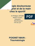 Poignet  Main Sport