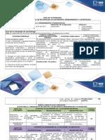Guía de Actividades y Rubrica de Evaluación - Unidad 3 - Paso 4 - Capacidad de Reconocer Las Diferentes Herramientas y Estrategias