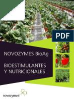 Bioestimulantes y Nutricionales