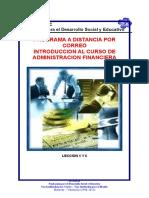 LECCION 7 Y 8 ADMINISTRACION FINANCIERA.doc