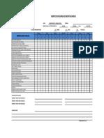 Formato de Inspeccion Fc