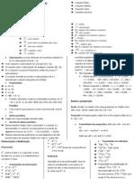 Matemática - Conjuntos, frações, razão e proporção,potenciação e radiciação