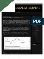 Philippines Stock Market101_ Chart Observation- November 12, 2016