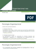 A Psicologia Organizacional nas Últimas Décadas.pptx