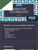 assistive technology - technology for teachers