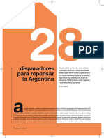 APERTURA (Revista).28 Escritores.Buenos Aires,Apertura, 9/9/11